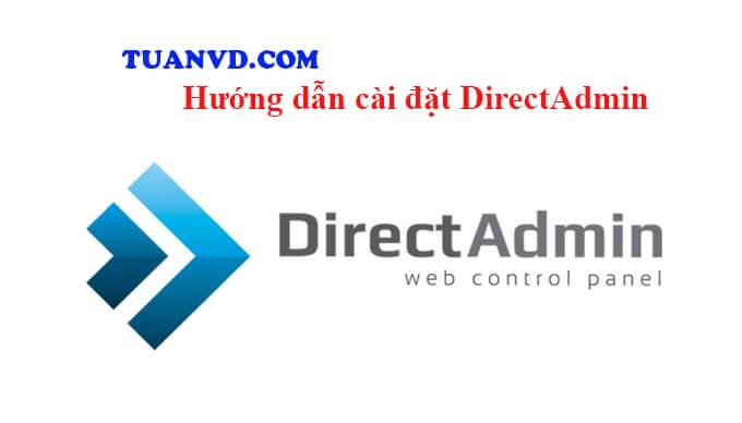 Cài đặt DirectAdmin