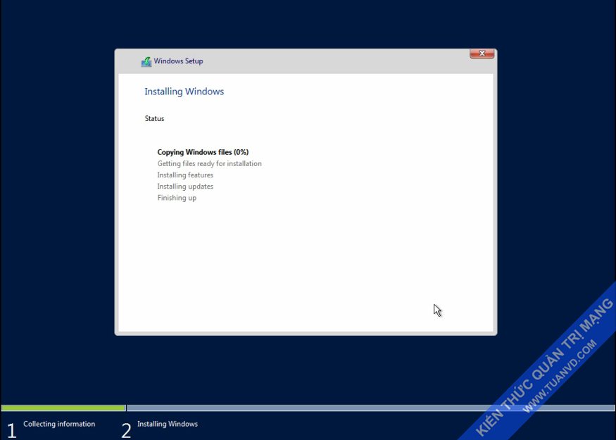 Setup windows server 2016-7