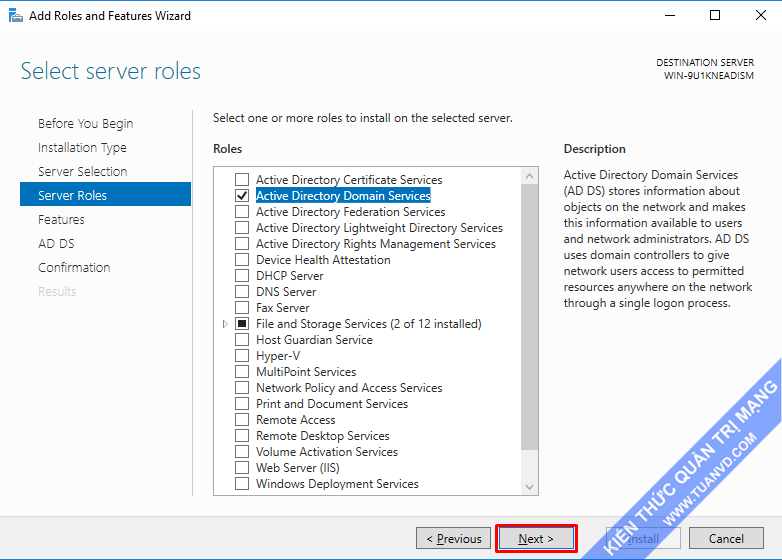 Install Active Directory_8