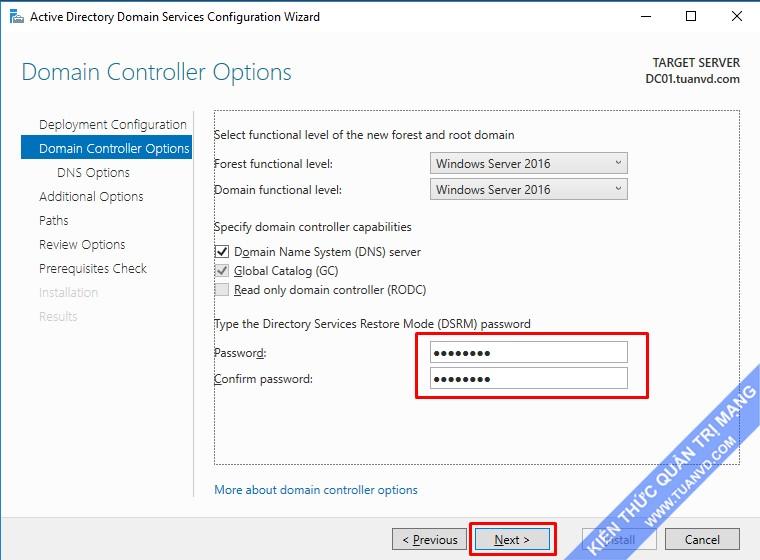Config Active Directory 2016_3