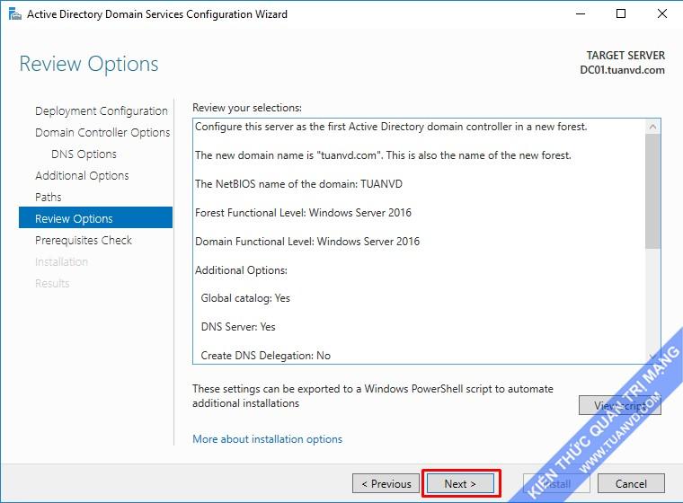 Config Active Directory 2016_7